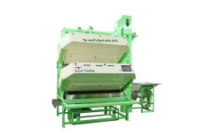 Tea color sorter